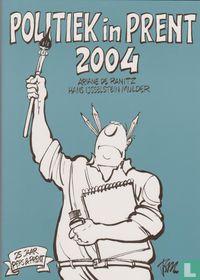 Politiek in Prent 2004