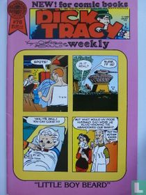 Dick Tracy Weekly 76