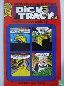 Dick Tracy Weekly 87