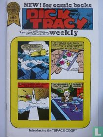Dick Tracy Weekly 89