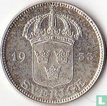 Schweden 50 Öre 1933
