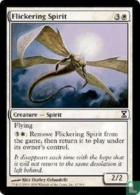 Flickering Spirit