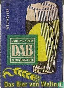 Dab Dortmunder Actien Bier