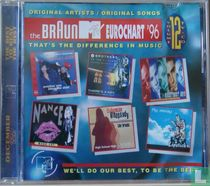 The Braun MTV Eurochart '96 volume 12