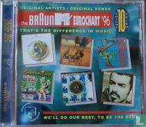 The Braun MTV Eurochart '96 volume 10