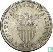Filipijnen 20 centavos 1903 (S)