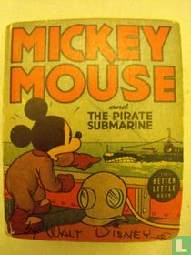 Mickey Mouse and the pirate submarine