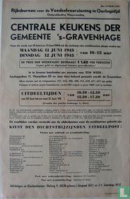 Centrale keukens der gemeente 's Gravenhage
