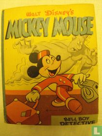 Mickey Mouse Bell boy detective
