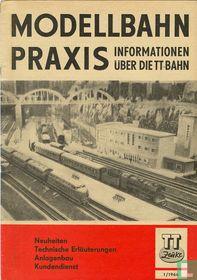 Modellbahn Praxis 1