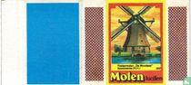 """Poldermolen """"De Woudaap"""" Krommenie (N.H.)"""