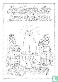 Jan Kruis, die kan tekenen.