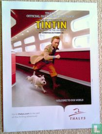 Thalys Tintin