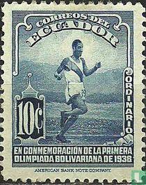 Winnaars Bolivar Spelen