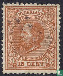 Koning Willem III (12½ tanding)