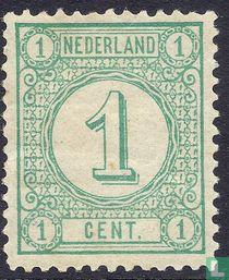 Drukwerkzegels (12½ tanding)