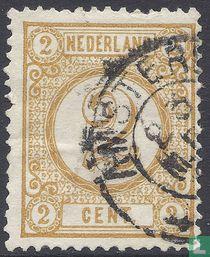 Drukwerkzegels (13½:13¼ tanding)