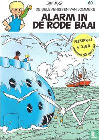 Alarm in de rode baai