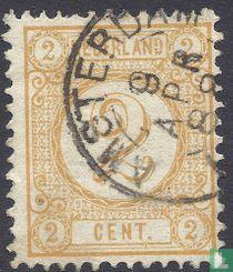 Drukwerkzegels (12½:12 tanding)