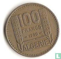 Algerije 100 francs 1950