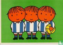 voor het kind - voetballers