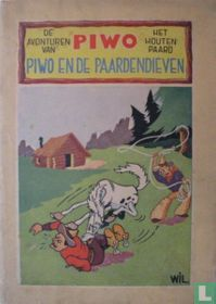 Piwo en de paardendieven