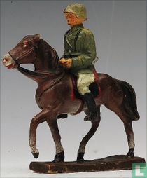 German cavalryman
