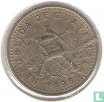 Guatemala 10 centavos 1998