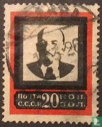 La mort de Lénine