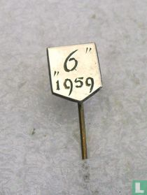 ",, 6 "" 1959"