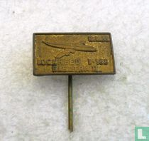 K.L.M. lockheed L-118 Electra II [goud]