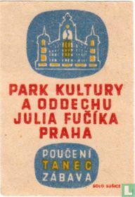 Park Kultury a Oddechu Julia Fucika Praha
