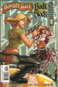 Danger Girl: Back in Black 2