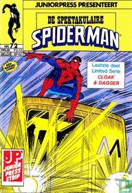 De spektakulaire Spiderman 72