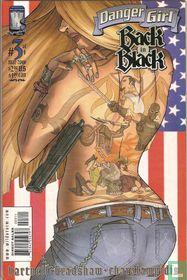 Danger Girl: Back in Black 3