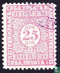 Portzegels type 2