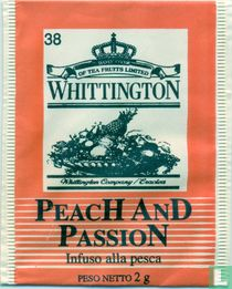 38 PeacH AnD PassioN