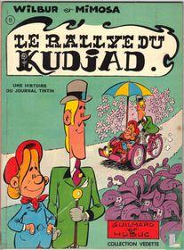 Le rallye du Kudjad
