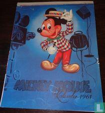 Mickey Mouse Kalender 1961