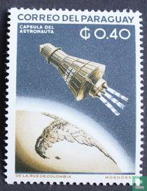 Bemannte Entdeckung des Weltraums