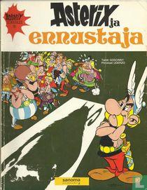 Asterix ja ennustaja