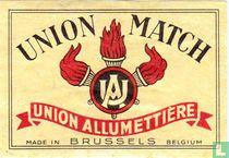 it etiket Union Match