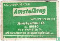 Sigarenmagazijn Amstelbrug