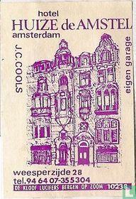 Hotel Huize de Amstel