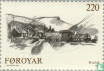 Dorpen op Faeröer