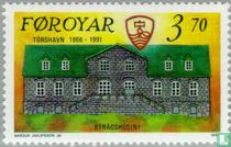 Tòrshavn 125 jaar