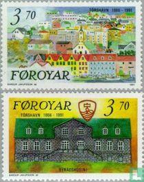 1991 Tòrshavn 125 jaar (FAR 64)
