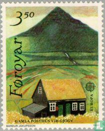 Europa – Postkantoren