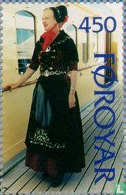 Koningin Margrethe II- Regeringsjubileum 1972-1997