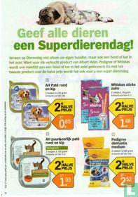 Geef alle dieren een Superdierendag!